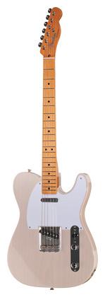 Телекастер Fender MEX '50s Telecaster MN BL телекастер fender 72 telecaster custom mn bk