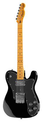Телекастер Fender SQ Vintage Mod Tele Custom BK телекастер fender 72 telecaster custom mn bk