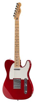 Телекастер Fender Standard Telecaster CAR телекастер fender 72 telecaster custom mn bk
