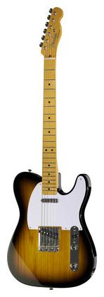 Телекастер Fender Classic Series 50 Tele MN 2CS телекастер fender 72 telecaster custom mn bk