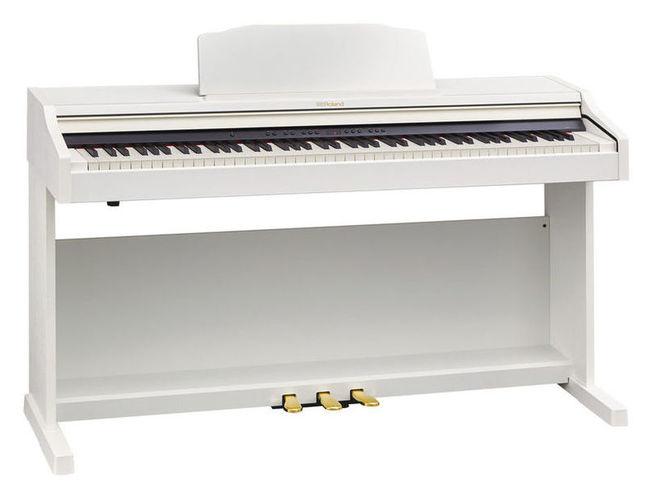 Roland RP-501R WH roland rp401r wh