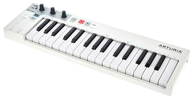MIDI-клавиатура 32 клавиши Arturia KeyStep midi контроллер alesis sample pad