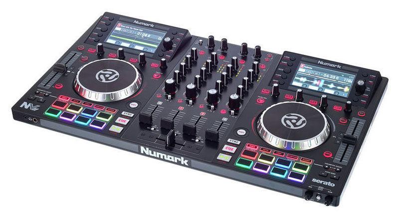 MIDI, Dj контроллер Numark NV II стоимость