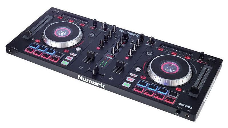 MIDI, Dj контроллер Numark Mixtrack Platinum цена и фото