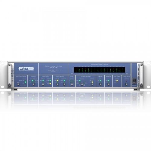 ЦАП-АЦП конвертер RME M-16 DA цап ацп конвертер benchmark dac3 hgc b