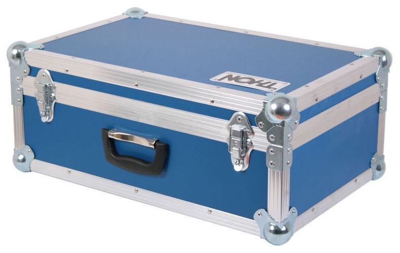 Кейс для студийного оборудования Thon Accessory Case 54x21x33 BL кейс для диджейского оборудования thon lp live case 80 bl
