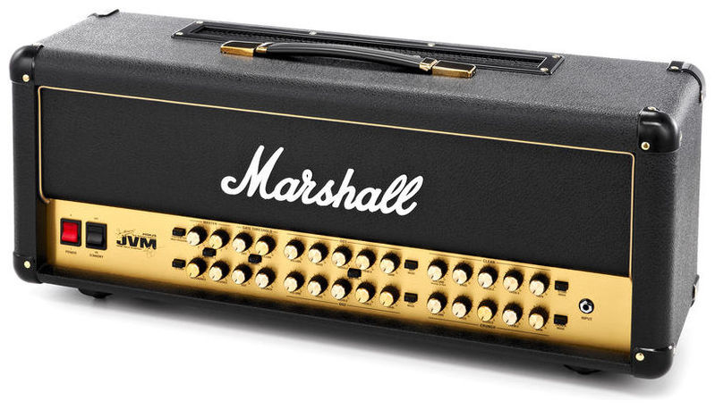 Усилитель головы MARSHALL JVM410HJS Joe Satriani Head cd joe satriani shockwave supernova