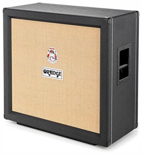 Orange PPC412 BK гитарный кабинет orange ppc112