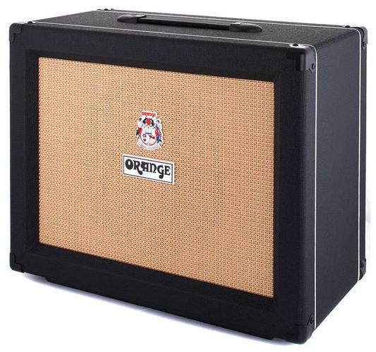 Orange PPC112 Black гитарный кабинет orange ppc112