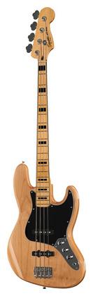 4-струнная бас-гитара Fender SQ VM Modified Jazz ´70 NT 5 струнная бас гитара fender sq vintage mod jazz v owt