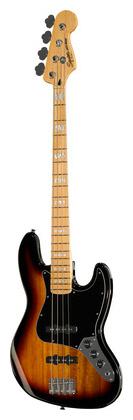 4-струнная бас-гитара Fender SQ Vint. Mod. Jazz Bass 77 3TS 5 струнная бас гитара fender sq vintage mod jazz v owt