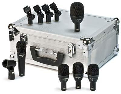 Микрофон для ударных инструментов AUDIX Fusion FP-5 Drumset микрофоны akg drumset premium