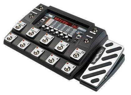Гитарный процессор для электрогитары DigiTech RP 1000 гитарный процессор для электрогитары nux pg 2