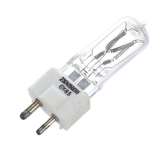 Галогенная лампа Varytec Lamp GY9,5 230V 500W A1-244 50 галогенная лампа behringer 3x 575h halogenlamp g9 5 230v