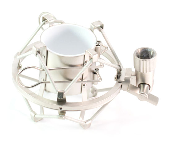 Антивибрационное крепление для микрофона SZ-AUDIO MK-6A антивибрационное крепление для микрофона audio technica at8458