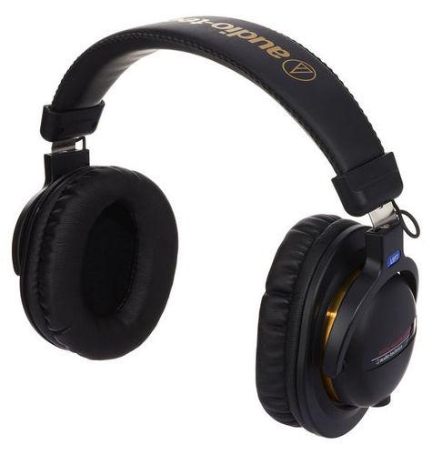 все цены на Dj наушники Audio-Technica ATH-PRO5MK3 BK онлайн