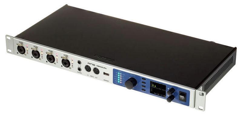 Звуковая карта внешняя RME Fireface UFX+ звуковая карта внешняя motu 16a