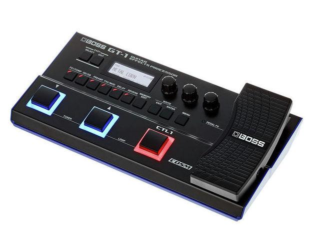 Гитарный процессор для электрогитары Boss GT-1 Guitar Multi-FX Pedal boss gt 100