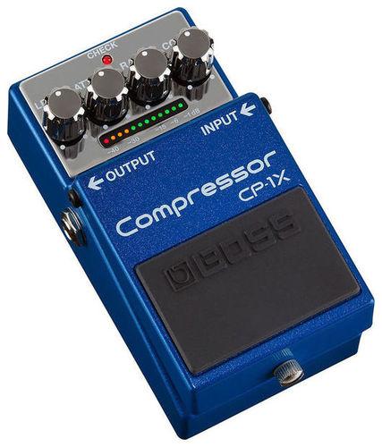 Гитарный процессор для бас-гитары Boss CP-1X гитарный процессор для бас гитары boss me 20b