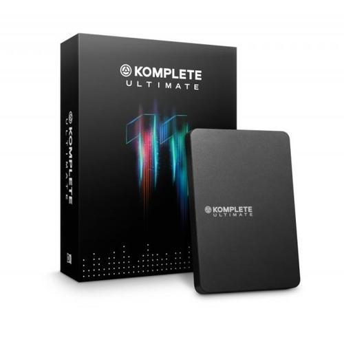 Софт для студии Native Instruments Komplete 11 Ultimate UPD (K8U-K10U) ultimate набор для покера ultimate на 500 фишек
