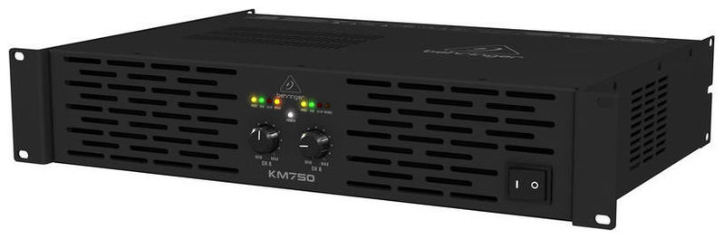 Усилитель мощности до 800 Вт (4 Ом) Behringer KM750 усилитель мощности 850 2000 вт 4 ом electro voice q1212