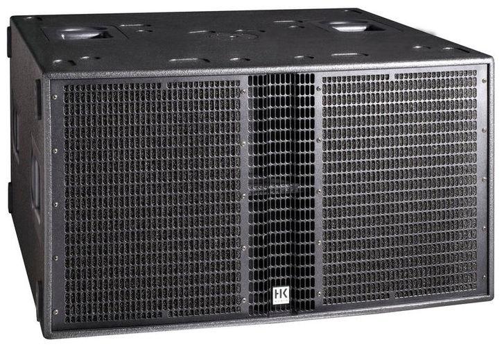 Активный сабвуфер HK AUDIO L SUB 4000 A активный сабвуфер hk audio elements e110 sub as