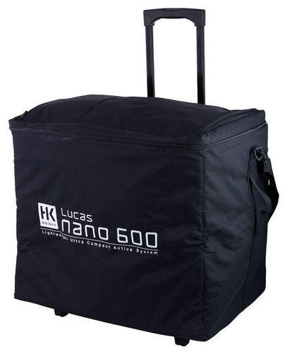 Чехол под акустику HK AUDIO Lucas Nano 600 Roller Bag hk audio l u c a s nano 300 roller bag