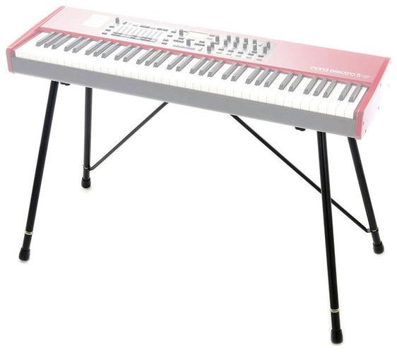 Стойка под клавиши Clavia Keyboard Stand EX nord keyboard stand ex