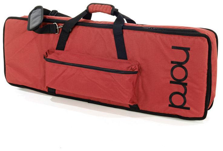 Чехол, сумка для клавиш Clavia Soft Case Electro 61 LeadWave кейс для диджейского оборудования thon dj cd custom case dock