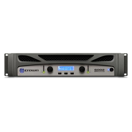 Усилитель мощности 2000 Вт и более (4 Ом) Crown XTi6002 усилитель мощности 850 2000 вт 4 ом electro voice q1212