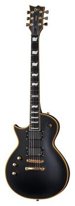 Гитара для левшей ESP LTD EC1000 Vintage BK EMG LH 5 струнная бас гитара esp ltd f 5e ns