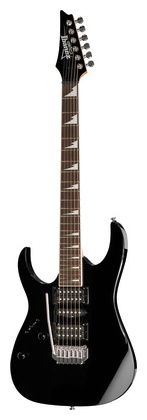 Гитара для левшей Ibanez GRG170DXL-BKN Lefthand электрогитара иных форм ibanez tm302 tfb talman