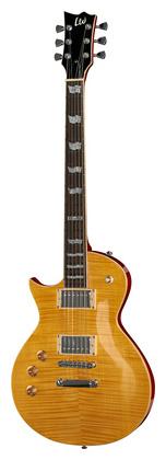 Гитара для левшей ESP LTD EC-256 FM LD Lefthand стратокастер esp ltd sn 200fr maple chm