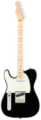 Гитара для левшей Fender AM Pro Tele LH MN BK телекастер fender 72 telecaster custom mn bk