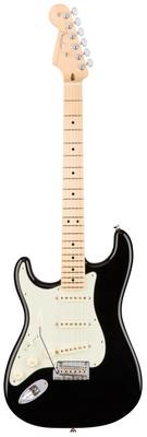 Гитара для левшей Fender AM Pro Strat LH RW BK стратокастер fender standard strat mn lpb