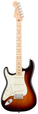 Гитара для левшей Fender AM Pro Strat LH MN 3TS стратокастер fender standard strat mn lpb