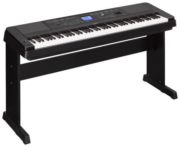 Yamaha DGX-660 B синтезатор yamaha dgx 520 кредит