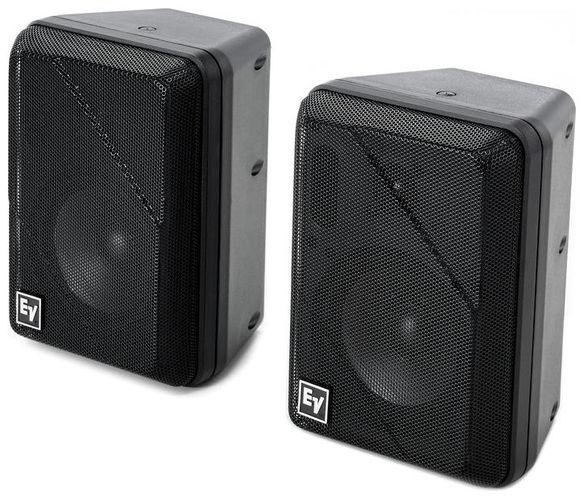Пассивная акустическая система Electro-Voice S-40-B усилитель мощности 850 2000 вт 4 ом electro voice q1212