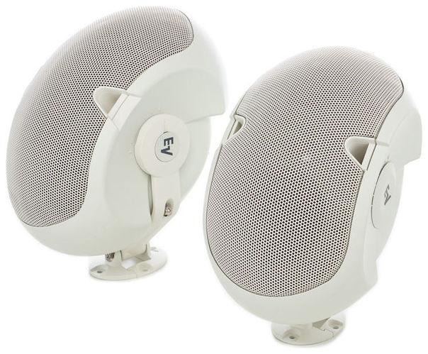 Подвесная настенная акустика Electro-Voice Evid 4.2TW White electro voice electro voice elx118