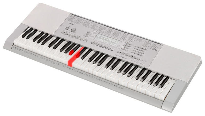 Синтезатор Casio LK-280 casio lk 260