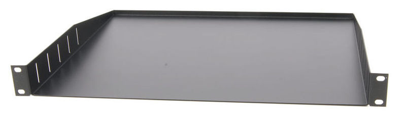 Dj стойка Adam Hall 87551 Rack Tray 19 1HE рама и стойка для электронной установки gibraltar gcs erk stealth e drum rack