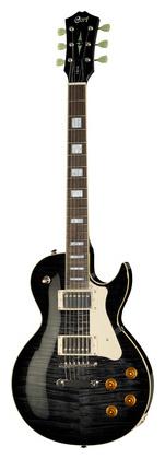 Электрогитара с одним вырезом Cort Classic Rock CR250 TB электрогитара cort x6 vpr