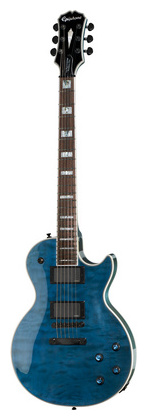 Электрогитара с одним вырезом Epiphone Prophecy LP Custom Plus EX-MS электрогитара с одним вырезом epiphone les paul custom pro awh