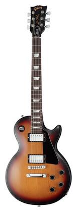 Электрогитара с одним вырезом Gibson LP Studio Faded 2016 HP SFB