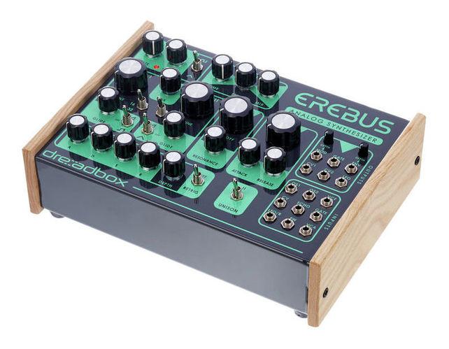 Звуковой модуль Dreadbox Erebus внешний звуковой модуль егерь авзм без кабеля