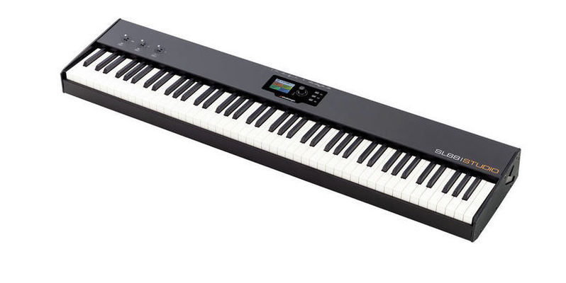 MIDI-клавиатура 88 клавиш Studiologic SL88 Studio midi клавиатура 88 клавиш miditech i2 stage 88