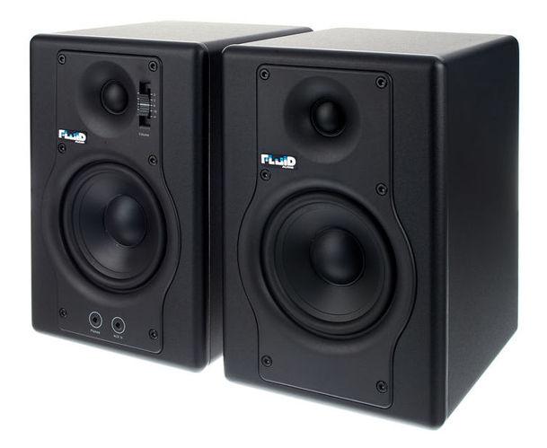 Активный студийный монитор Fluid Audio F4