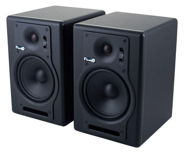 Активный студийный монитор Fluid Audio F5 монитор aoc 21 5 g2260vwq6 g2260vwq6