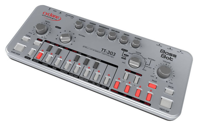 Грувбокс Cyclone Analogic TT-303 Bass Bot V2 bask vinson pro v2