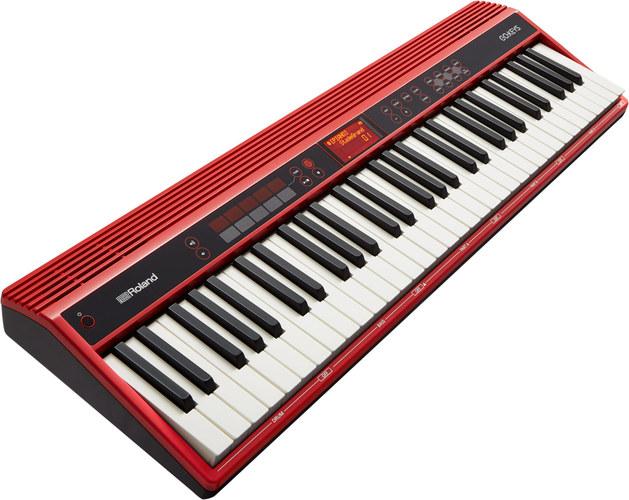 Roland GO:Keys гитарный комбоусилитель roland blues cube stage